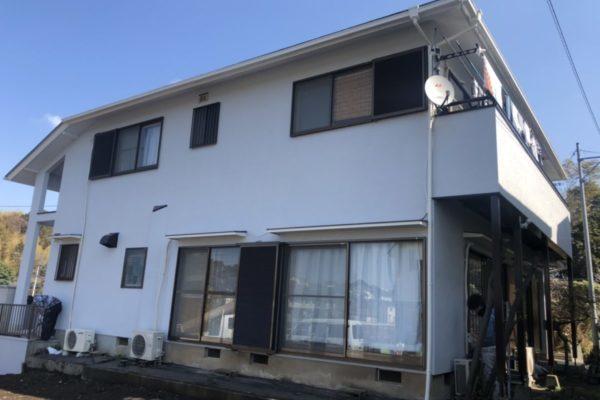 横浜市都筑区 外壁屋根付帯部塗装 コーキング工事2 (1)