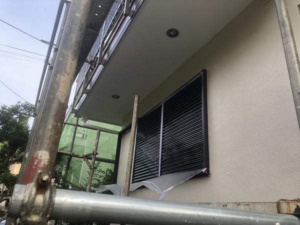 東京都町田市 外壁塗装 雨どい塗装 雨戸塗装