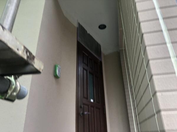 東京都町田市 外壁塗装 屋根塗装 付帯部塗装 玄関ドア