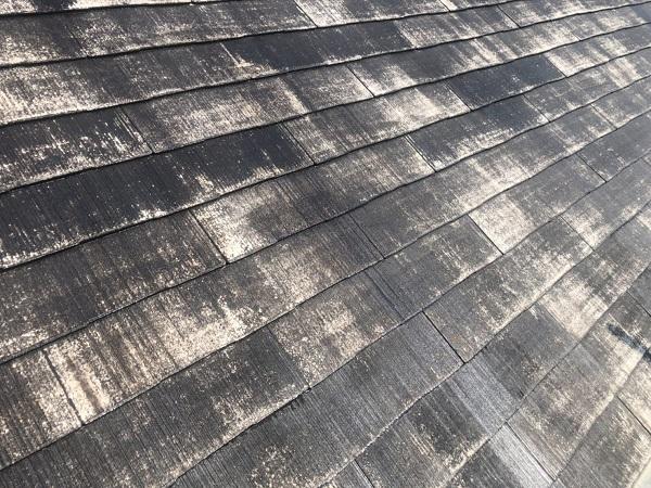 東京都町田市 屋根塗装 施行中 ライン報告 (2)
