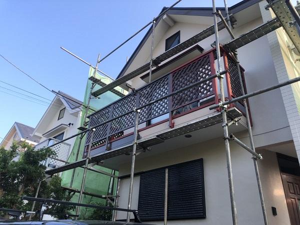 東京都町田市 外壁塗装 屋根塗装 付帯部塗装 近隣の方々へのご挨拶