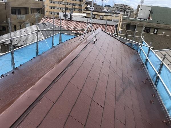 東京都町田市 屋根塗装 カラーシュミレーション 再塗装