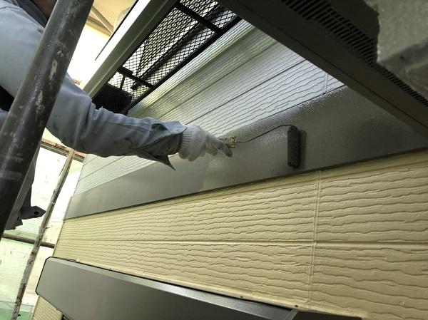 東京都町田市 外壁塗装・幕板塗装 カラーシュミレーター 水谷ペイント ナノコンポジットW (1)