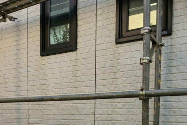 横浜市青葉区 T様邸 外壁塗装 日本ペイント パーフェクトトップ (1)