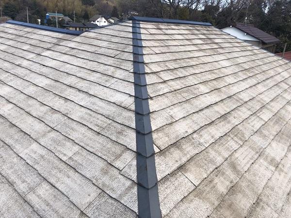 横浜市都筑区 外壁屋根付帯部塗装 コーキング工事 (3)