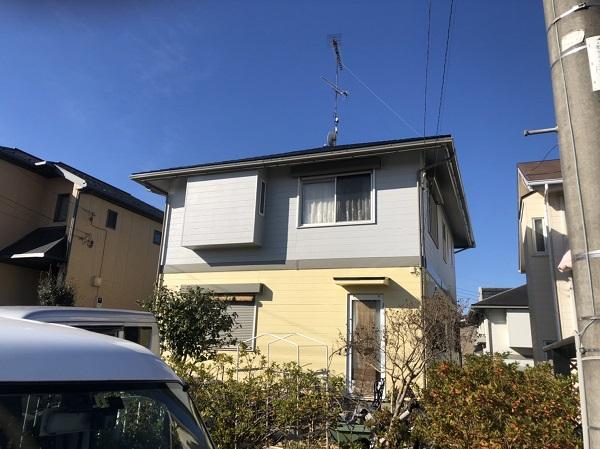 東京都町田市 外壁塗装・幕板塗装 カラーシュミレーター 水谷ペイント ナノコンポジットW (3)