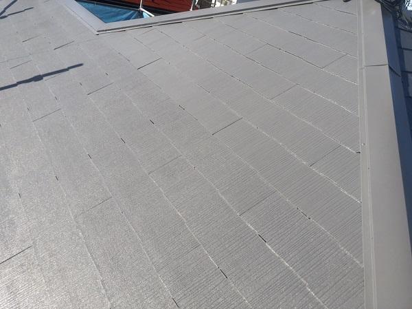 東京都町田市 屋根塗装 化粧スレートの塗装 タスペーサー設置 縁切りとは (4)