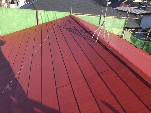 東京都町田市 外壁塗装 屋根塗装 付帯部塗装 水谷ペイント 遮熱塗料 快適サーモ