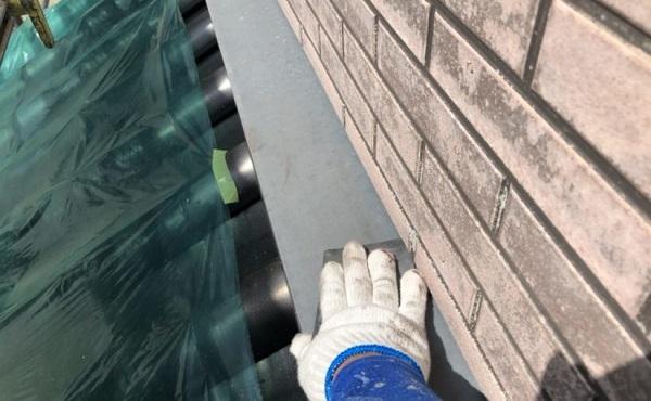 東京都町田市 屋根塗装 下地処理 ペーパーケレン