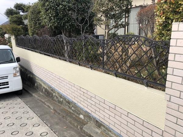 横浜市都筑区 K様邸 屋根塗装・外構塗装 (4)