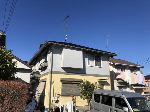 東京都町田市 外壁塗装・幕板塗装 カラーシュミレーター 水谷ペイント ナノコンポジットW (2)