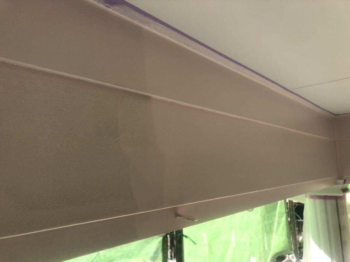 東京都町田市 外壁塗装 下塗りの役割 最後にクリアー塗料で仕上げ 日本ペイント ピュアライドUVプロテクトクリアー (3)