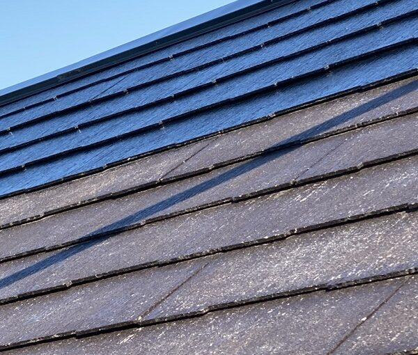 東京都町田市 屋根塗装 遮熱塗料 水谷ペイント 快適サーモ 雪止めの設置 (1)