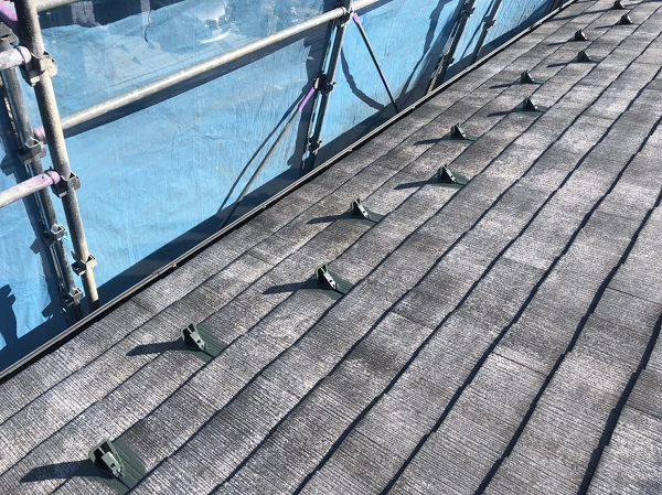 東京都町田市 屋根塗装 屋根塗装の手順 天窓のシーリング工事の注意点 (3)