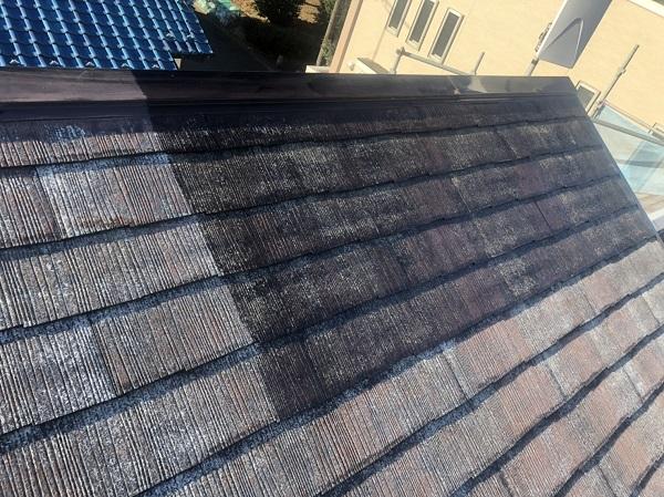 東京都町田市 屋根塗装 屋根材の種類 縁切りとは (2)