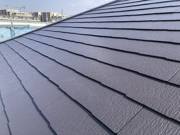 東京都町田市 屋根塗装 カラーシュミレーション 日本ペイント パーフェクトトップ ラジカル制御式 (1)