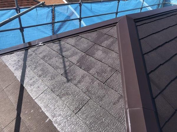 東京都町田市 屋根塗装 カラーシュミレーション 日本ペイント パーフェクトトップ ラジカル制御式 (4)