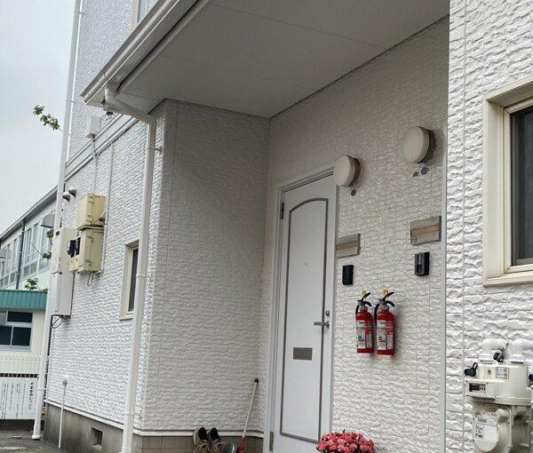 東京都町田市 外壁塗装 エスケー化研 マイルドSDサーフエポプレミアム エスケー化研 プレミアムシリコン ラジカル制御式 (2)