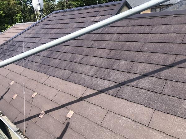 東京都町田市 屋根塗装 化粧スレート屋根 タスペーサー、縁切りとは (1)