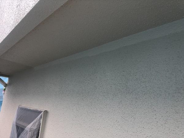 東京都町田市 外壁塗装 モルタル外壁 水谷ペイント ナノコンポジットW (3)