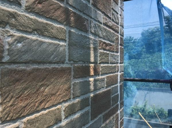 東京都町田市 外壁塗装・付帯部塗装 シーリング打ち替え工事 日本ペイント ピュアライドUVプロテクトクリアー (4)