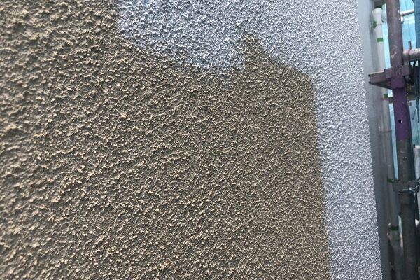 東京都町田市 外壁塗装 モルタル 下塗り