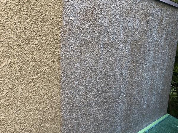 東京都町田市 外壁塗装 なぜ塗装をする必要があるのか 3度塗り (1)