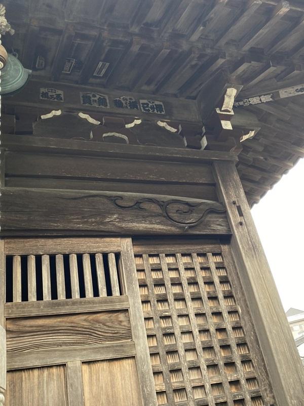 東京都町田市 社殿塗装 (1)