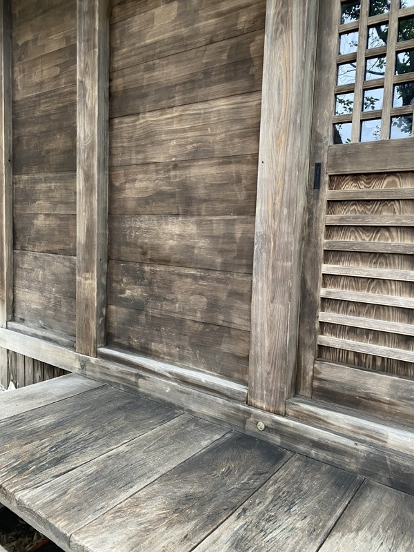 東京都町田市 社殿塗装 (3)
