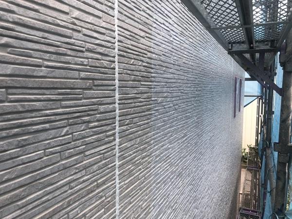 東京都町田市 外壁塗装 塗装工事の工程 (3)