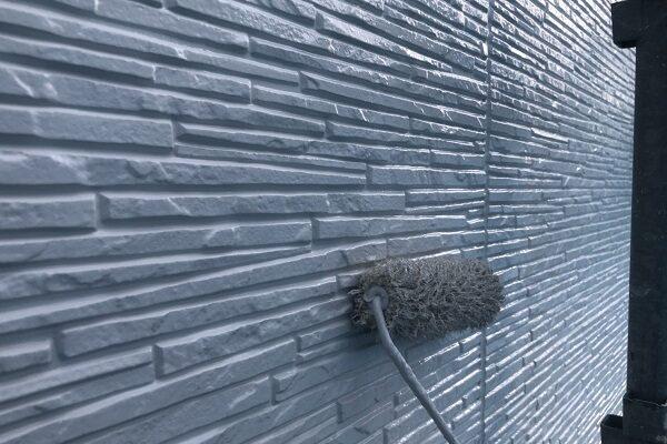東京都町田市 外壁塗装 塗装工事の工程 (1)