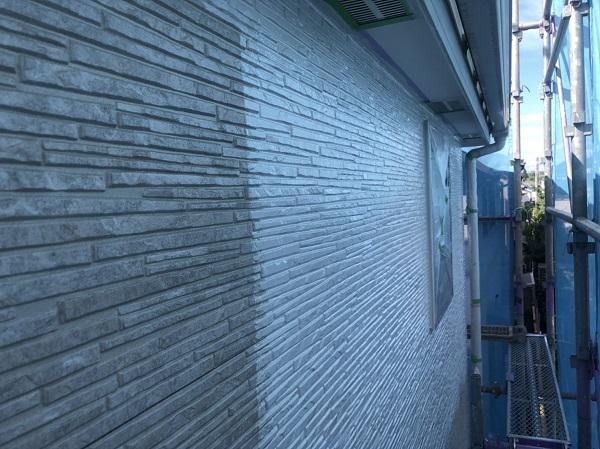 東京都町田市 外壁塗装 塗装工事の工程 (2)
