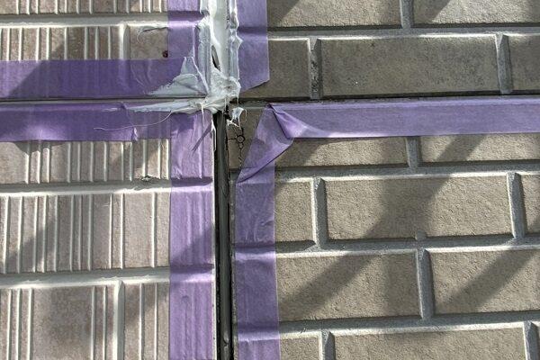 東京都町田市 外壁塗装 シーリング打ち替え工事 シーリングとは 工事の工程 (2)