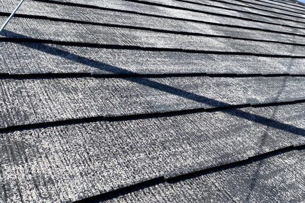 東京都町田市 屋根塗装 無料現場調査の様子 屋根の劣化を表すサインとは (2)