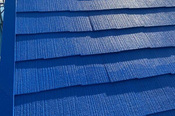 東京都町田市 屋根塗装 屋根塗装の必要性とは 屋根の種類化粧スレート(カラーベスト・コロニアル) (3)