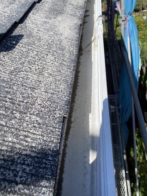 東京都町田市 屋根塗装 無料現場調査の様子 屋根の劣化を表すサインとは (3)