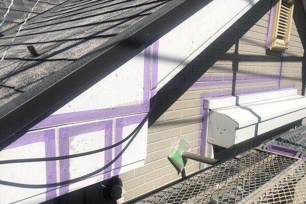東京都町田市 外壁塗装・付帯部塗装 シーリングはなぜ工事が必要か 下塗りを塗らないとどうなるか (2)